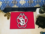 University of South Dakota Starter Rug 19'' x 30'' [3034-FS-FAN]