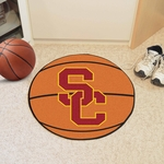 University of Southern California Basketball Mat 27'' Diameter [1349-FS-FAN]