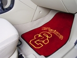 University of Southern California Carpeted Car Mat [5659-FS-FAN]
