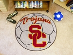 University of Southern California Soccer Ball [1344-FS-FAN]