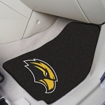 University of Southern Mississippi Carpet Car Mat 2 Pc 18'' x 27'' [5483-FS-FAN]