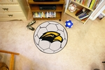 University of Southern Mississippi Soccer Ball Mat 27'' Diameter [3732-FS-FAN]