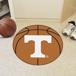 University of Tennessee Team Logo Basketball Mat 27'' Diameter [4381-FS-FAN]
