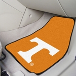 University of Tennessee Carpeted Car Mat [5078-FS-FAN]