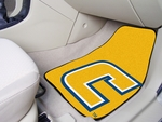 University of Tennessee - Chattanooga Carpet Car Mat 2 Pc 18'' x 27'' [5502-FS-FAN]