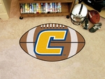 University of Tennessee - Chattanooga Football Rug 22'' x 35'' [2184-FS-FAN]