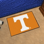 University of Tennessee Team Logo Starter Mat 19'' x 30'' [4376-FS-FAN]