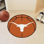 University of Texas Basketball Mat 27'' Diameter [3171-FS-FAN]