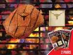 University of Texas Fanbrand 2 Pack [13142-FS-FAN]