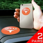 University of Texas Get a Grip 2 Pc [13045-FS-FAN]