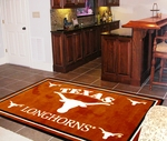 University of Texas Rug 4' x 6' [6308-FS-FAN]