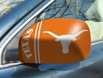University of Texas Small Mirror Covers - Set of 2 [12006-FS-FAN]