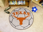 University of Texas Soccer Ball Mat 27'' Diameter [3172-FS-FAN]