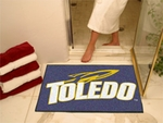 University of Toledo All-star Mat 34'' x 45'' [3345-FS-FAN]