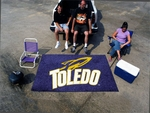 University of Toledo Ultimat 60'' x 96'' [3341-FS-FAN]