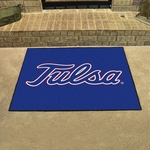 University of Tulsa All-star Mat 34'' x 45'' [2761-FS-FAN]