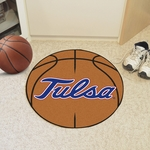 University of Tulsa Basketball Mat 27'' Diameter [2757-FS-FAN]
