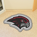 University of Utah Mascot Mat Approx. 36'' x 36'' [8338-FS-FAN]