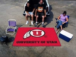 University of Utah Ultimat 60'' x 96'' [3124-FS-FAN]
