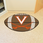 University of Virginia Football Mat 22'' x 35'' [1939-FS-FAN]