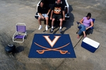 University of Virginia Tailgater Rug 60'' x 72'' [1937-FS-FAN]
