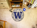 University of Washington Soccer Ball [2691-FS-FAN]