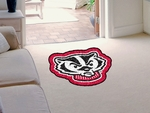 University of Wisconsin Mascot Mat [8342-FS-FAN]