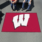 University of Wisconsin Ulti-Mat 60'' x 96'' [1646-FS-FAN]