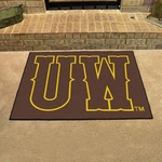 University of Wyoming Team Logo All-star Mat 34'' x 45'' [4938-FS-FAN]