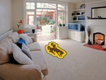 University of Wyoming Mascot Mat 36''x36'' [8343-FS-FAN]