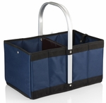 Urban Basket Folding Market Basket - Navy [546-00-138-000-0-FS-PNT]