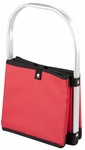 Urban Basket Folding Market Basket - Red [546-00-100-000-0-FS-PNT]