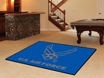 US Air Force 5' x 8' Rug [7187-FS-FAN]