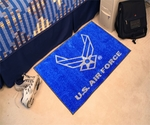 US Air Force Starter Mat 19'' x 30'' [5655-FS-FAN]