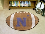 US Naval Academy Football Mat 22'' x 35'' [3546-FS-FAN]