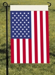 USA 2-Sided Garden Flag [10113-FS-BSI]