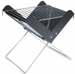 V-Grill Portable Charcoal Grill [774-00-175-000-0-FS-PNT]