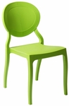 Vasska Side Chair in Green (Set of 2) [90120GRN-FS-ERS]