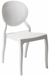 Vasska Side Chair in White (Set of 2) [90120WHT-FS-ERS]