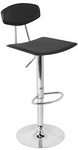 Vector Barstool in Black [BS-TW-VECTOR-BK-FS-LUMI]
