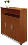 Venice Executive Storage Cabinet - Cherry Finish [55116-CHY-FS-MFO]
