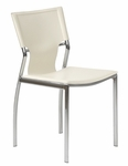 Vinnie Side Chair in White (Set of 4) [17212WHT-FS-ERS]