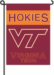 Virginia Tech Hokies 2-Sided Garden Flag [83011-FS-BSI]
