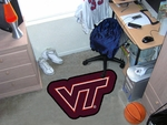 Virginia Tech Mascot Mat Approx. 36'' x 36'' [8340-FS-FAN]