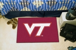Virginia Tech Starter Rug,19'' x 30'' [4589-FS-FAN]