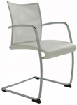 Visita Mesh Back Sled Base Chair [VI2220-FS-DV]
