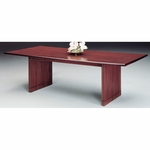 Quick Ship Vitality Transitional Rectangular Conference Table [V-T72-FS-HPF]