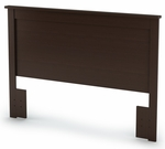 Vito Collection Full/Queen Headboard (54/60'') Chocolate [3119270-FS-SS]