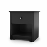Vito Collection Night Stand in Black [3170062-FS-SS]