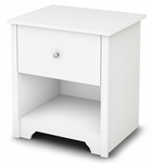 Vito Collection Night Stand Pure White [3150062-FS-SS]